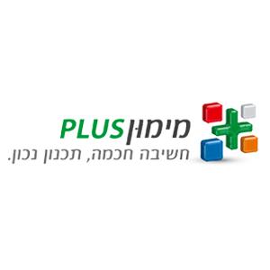 מימון פלוס לוגו