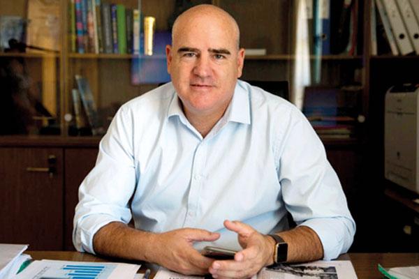 מנהל רשות מקרקעי ישראל, עדיאל שמרון